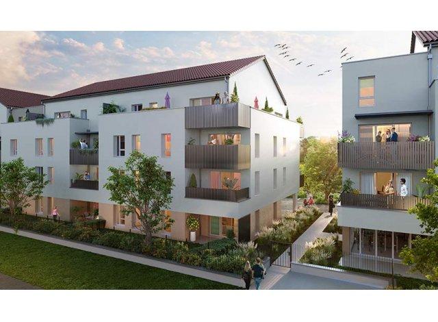 Programme immobilier loi Pinel Côté Willage à Woippy