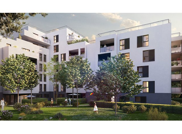 Programme immobilier neuf Faubourg Mazargues