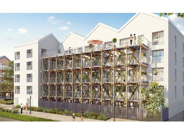 Programme immobilier loi Pinel Opaline à Pierrefitte-sur-Seine