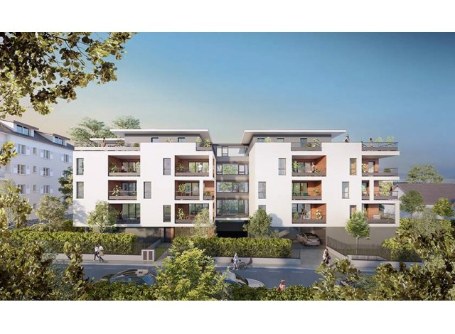 Programme immobilier neuf Intimi't Thonon-les-Bains
