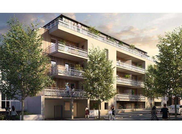 Programme immobilier loi Pinel Le Moringa à Angers