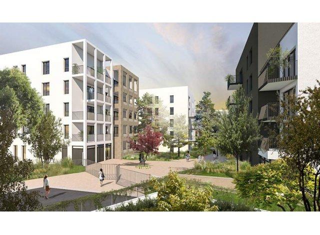 Programme immobilier neuf Pluri'Elles à Clermont-Ferrand