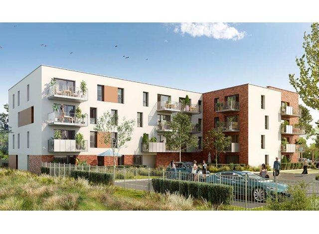 Programme immobilier loi Pinel Lys&home à Armentières