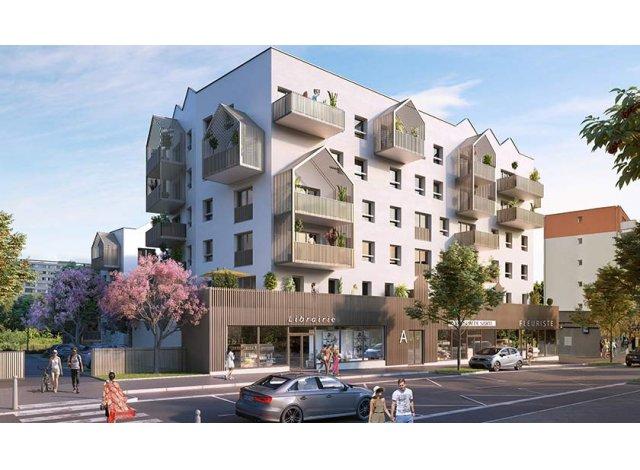 Programme immobilier loi Pinel Plein Coeur à Chenôve