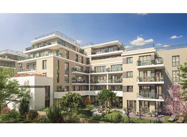 Programme immobilier loi Pinel Cascade à Châtenay-Malabry