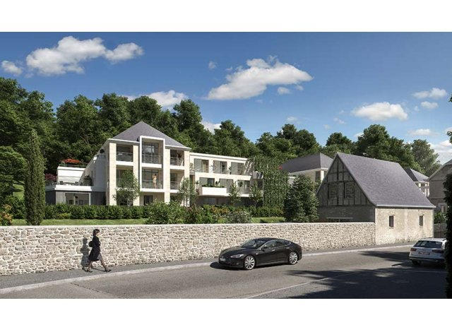 Programme immobilier loi Pinel Parc Chantelouze à Fondettes