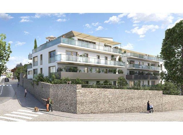 Programme immobilier loi Pinel Cedres d'Or à Saint-Didier-au-Mont-d'Or