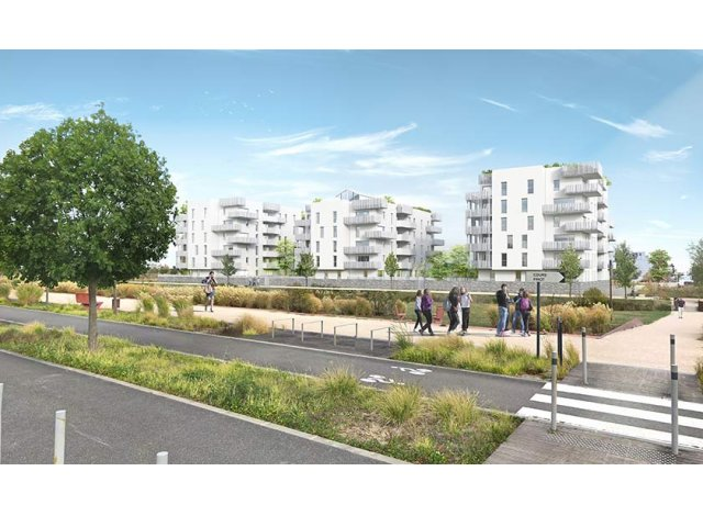 Programme immobilier neuf Andromede 43b à Beauzelle