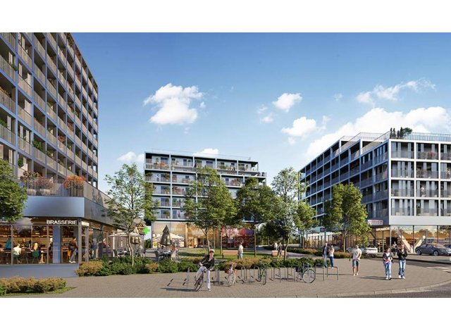 Programme immobilier neuf L'Esplanade Rennes