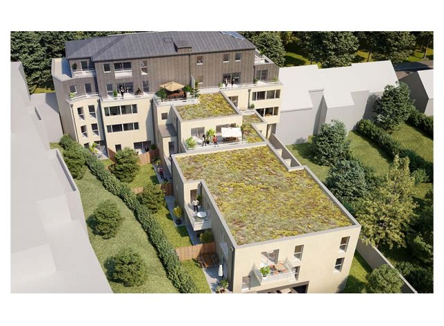 Programme immobilier neuf Le Moringa à Angers
