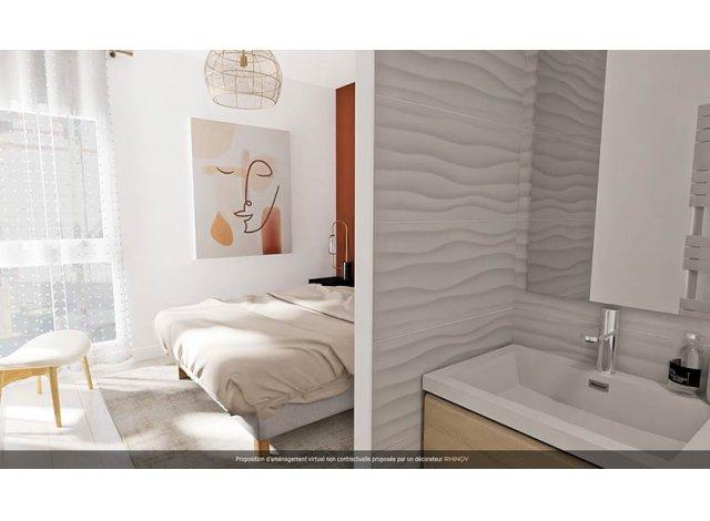 Programme immobilier neuf Millésime à Rennes