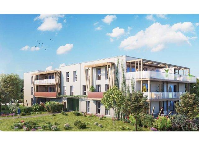 Programme immobilier loi Pinel Inspir' à Domene