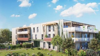 Programme immobilier neuf Inspir' Domene