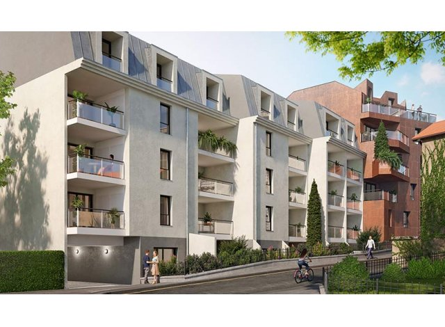 Programme immobilier neuf Paris Kyoto Babylone
