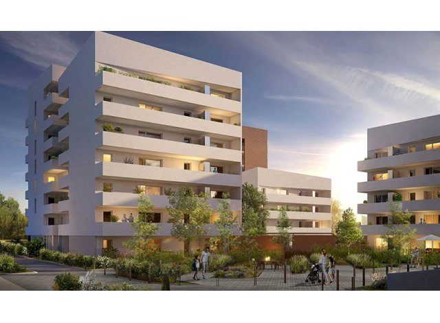 Programme immobilier neuf Variations Toulouse