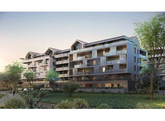 Programme immobilier loi Pinel L'Inattendu à Strasbourg