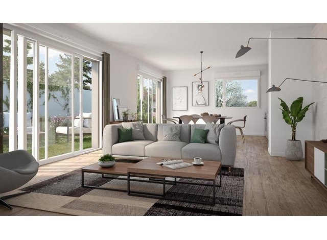 Programme immobilier loi Pinel XVI à Tassin-la-Demi-Lune