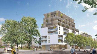 Programme immobilier neuf Les Marquises Nantes