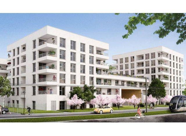 Programme immobilier loi Pinel Sakura à Cenon