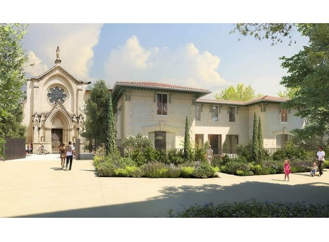 Investissement loi Pinel Montpellier