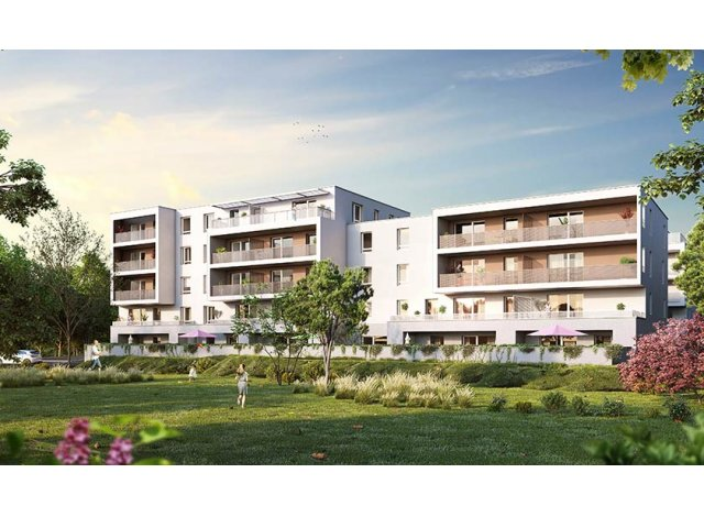 Programme immobilier loi Pinel L'Inattendu 2 à Strasbourg
