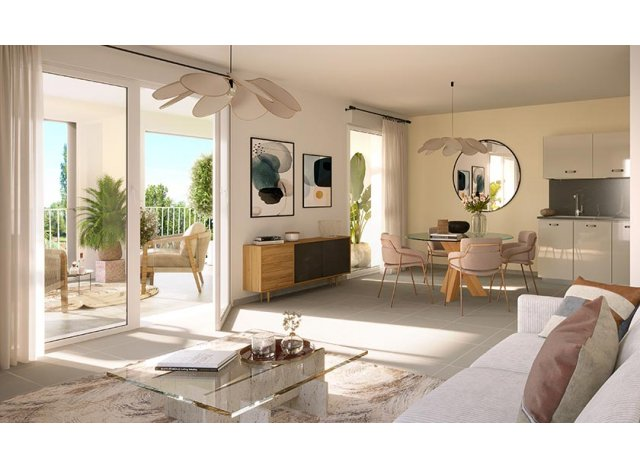 Programme immobilier neuf Noveo à Bordeaux