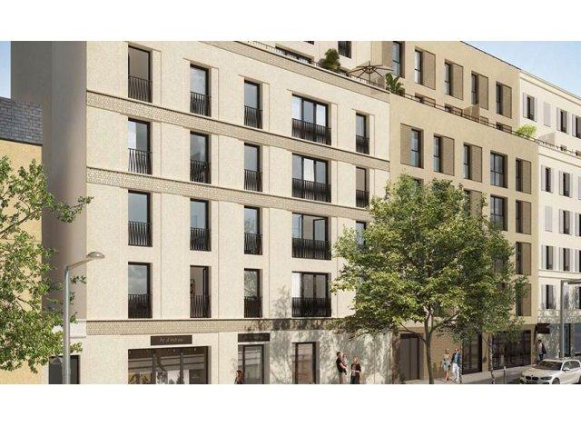 Programme immobilier loi Pinel Elisée à Pierrefitte-sur-Seine