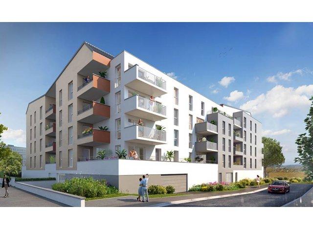 Programme immobilier loi Pinel Konnect à Longeville-les-Metz