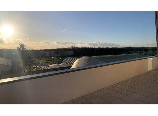 Programme immobilier loi Pinel La Marelle à Mont-Saint-Aignan