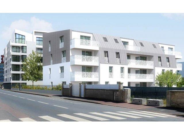 Programme immobilier loi Pinel Duéo à Caen