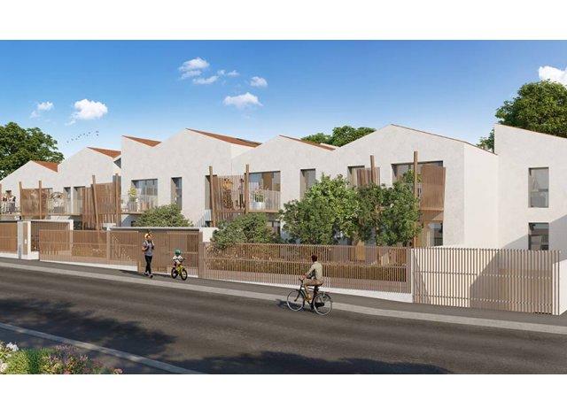 Programme immobilier loi Pinel Villa Anna à La Rochelle
