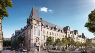 Programme immobilier neuf Hotel des Postes Strasbourg
