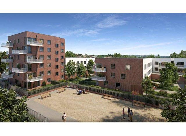 Appartements et maisons neuves Héritage à Toulouse