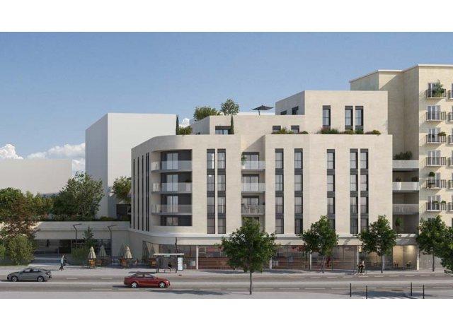 Programme immobilier loi Pinel Ilot Jaurès - Coeur Champigny à Champigny-sur-Marne