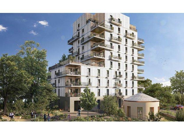 Programme immobilier loi Pinel Terra Stilla à Nantes