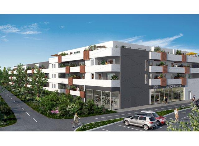 Programme immobilier loi Pinel Echo à Castelnau-le-Lez