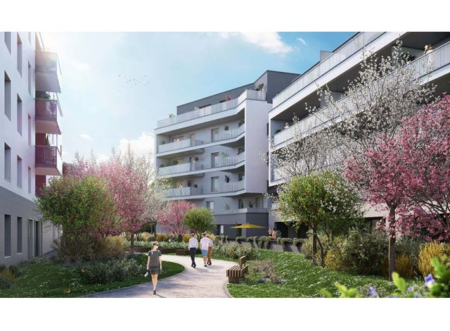 Investissement loi Pinel Strasbourg