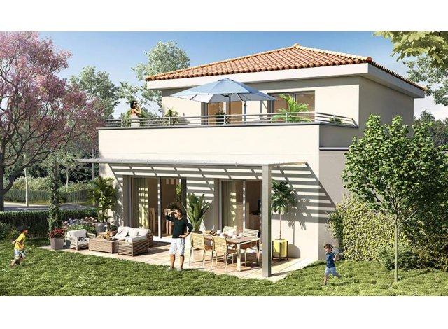 Programme immobilier loi Pinel Nature & Sens à Orlienas