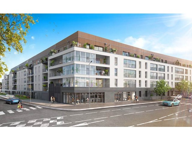 Programme immobilier loi Pinel Astree à Angers