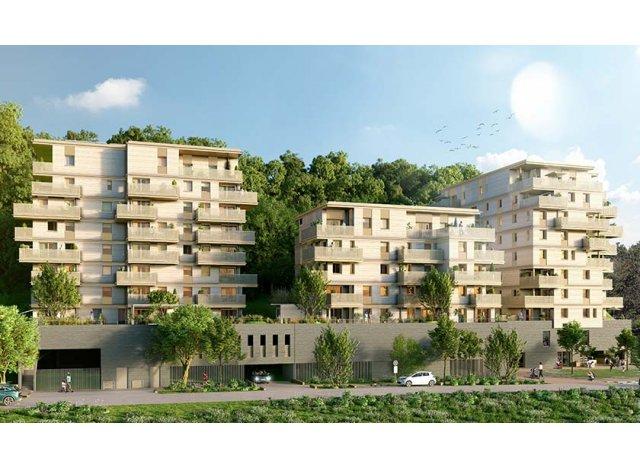 Programme immobilier loi Pinel Terres de Laya à La Motte-Servolex