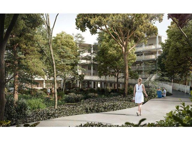 Programme immobilier loi Pinel L'Essentiel à Bussy-Saint-Georges