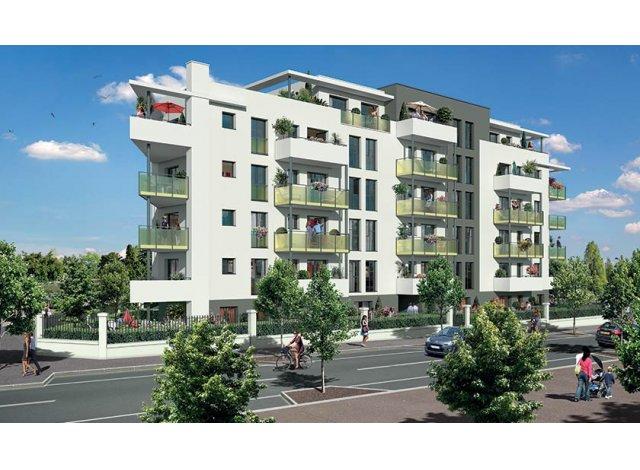 Programme immobilier loi Pinel Novelia à Aulnay-sous-Bois