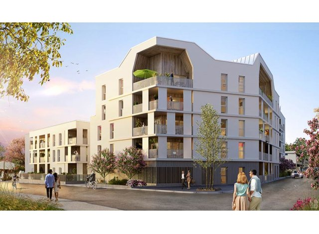 Programme immobilier loi Pinel Baya à La Rochelle