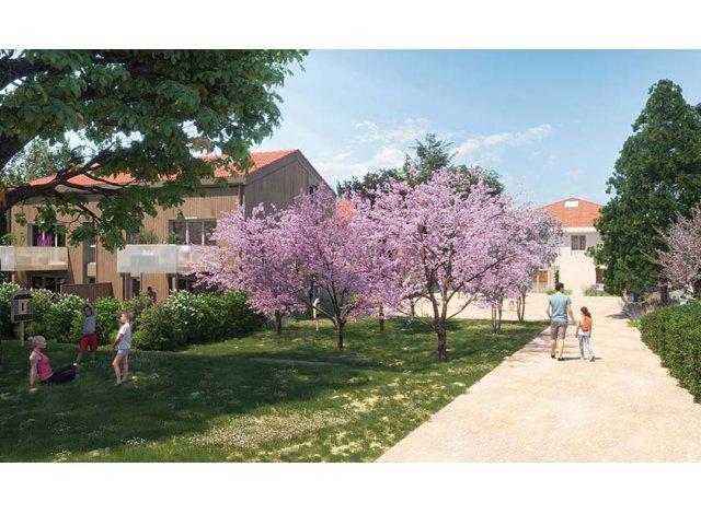 Programme immobilier loi Pinel Coll'Lodges à Collonges-au-Mont-d'Or