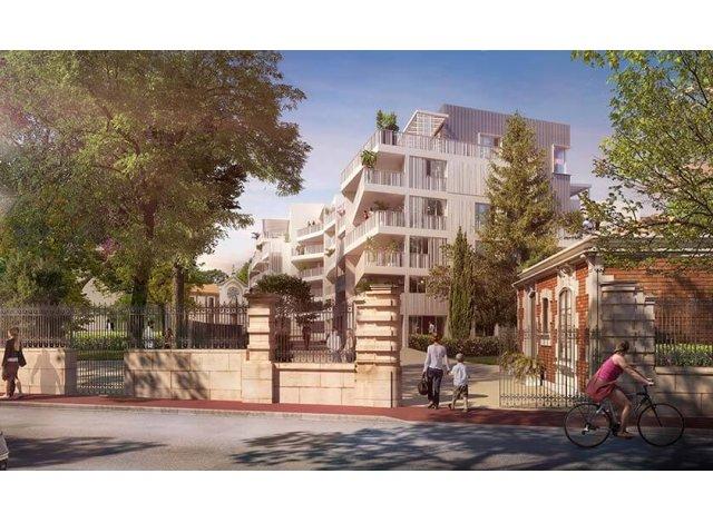 Programme immobilier neuf Domaine Saint Jean à Montpellier