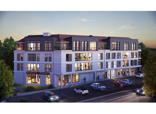 Programme immobilier loi Pinel Avant-Seine à Le Port-Marly