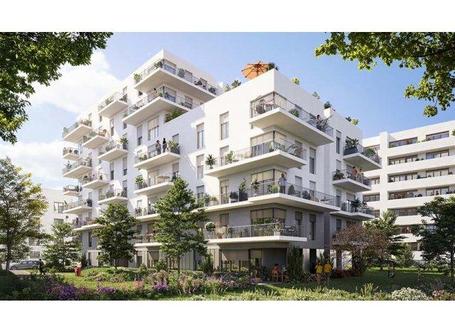 Programme immobilier neuf Angle de Vue Cergy