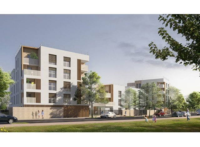 Programme immobilier neuf Oullins Le Quadrant