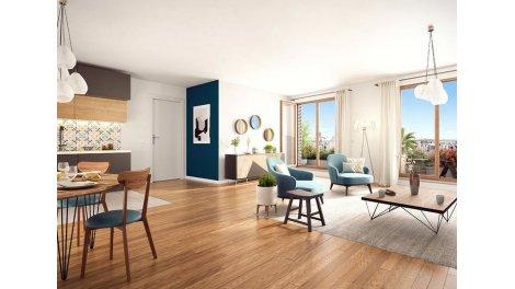 Programme immobilier loi Pinel Castelnau à Castelnau-le-Lez