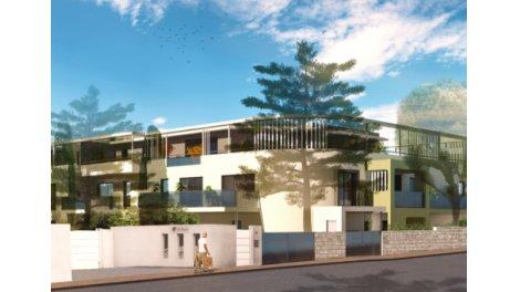 Programme immobilier loi Pinel Domaine des Facultes à Montpellier